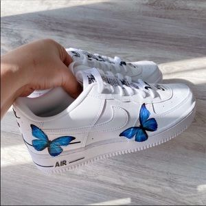 Nike Air double force 1 🦋